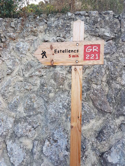 senderismo Estellencs