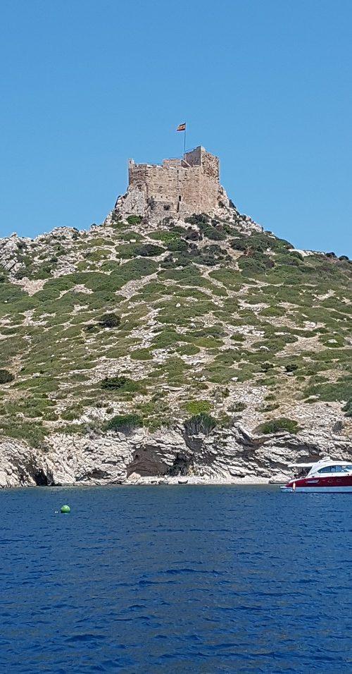 castillo de cabrera mallorca