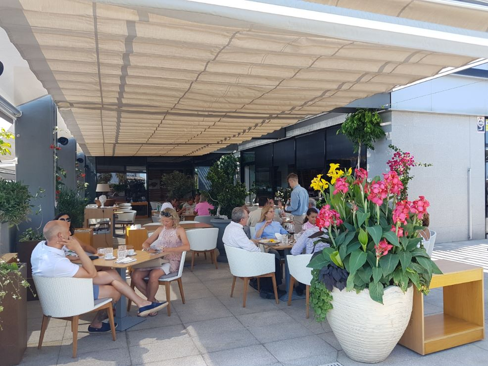 terraza Schwaiger Xino's