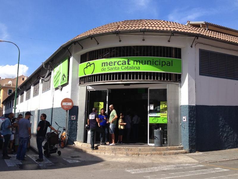 mercado santa catalina