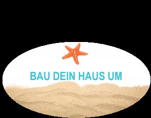 Mallorcapura bau dein haus um logo