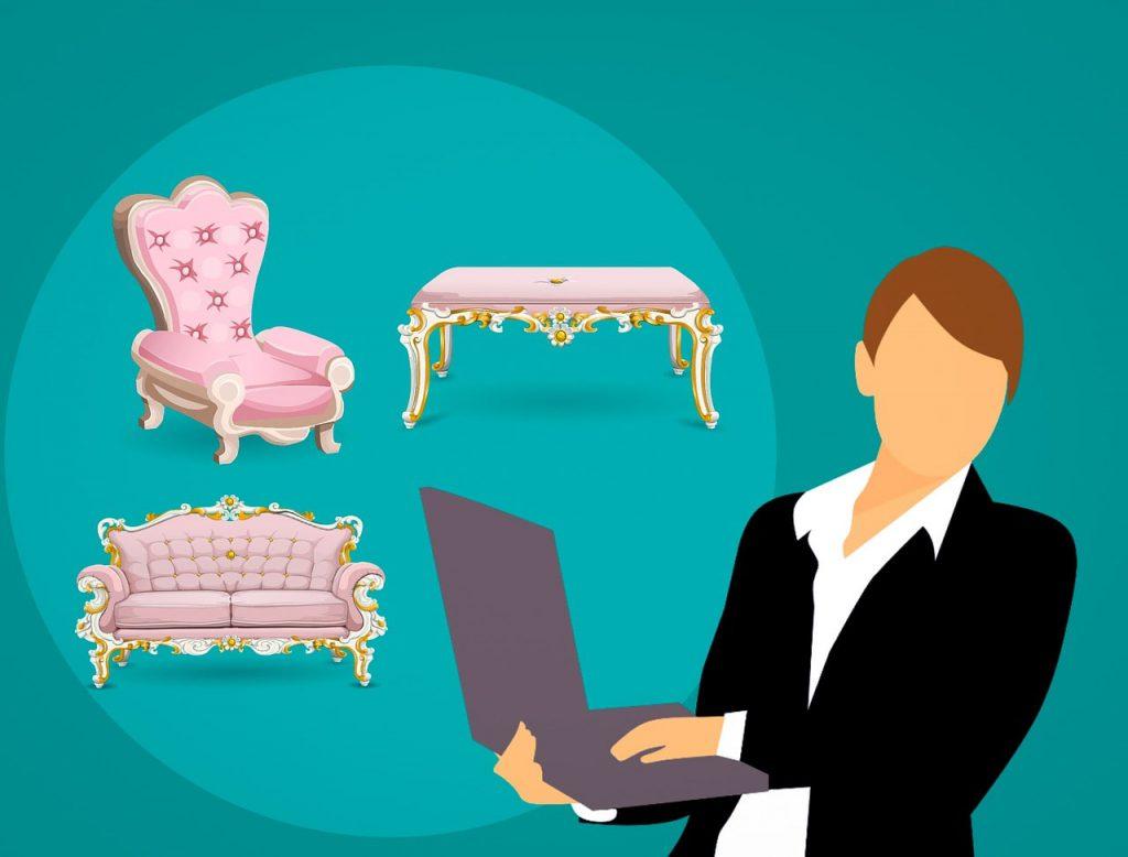 comprar muebles planificando