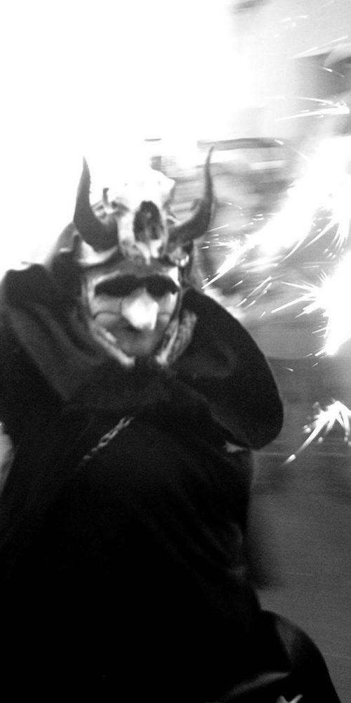 san sebastian fiestas demonios