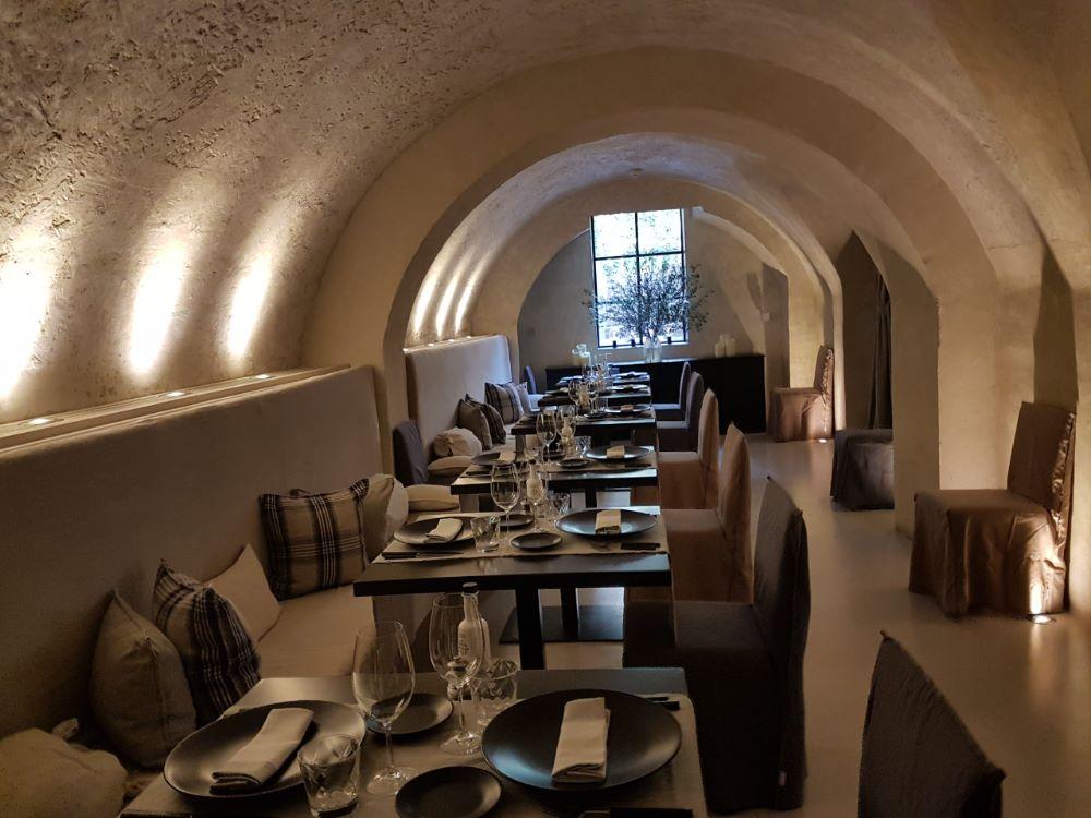 Restaurante Quadrat palma de mallorca