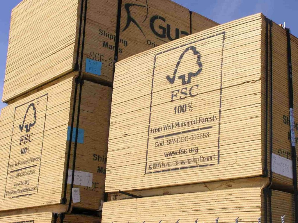 madera ecologica
