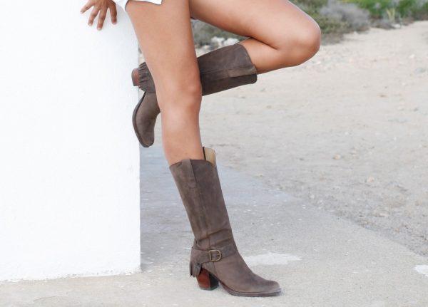 tony mora botas mujer