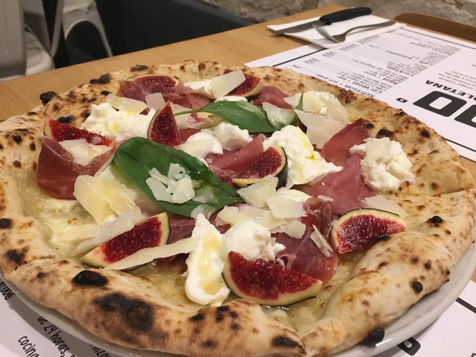 pizzeria 500 grados pizza