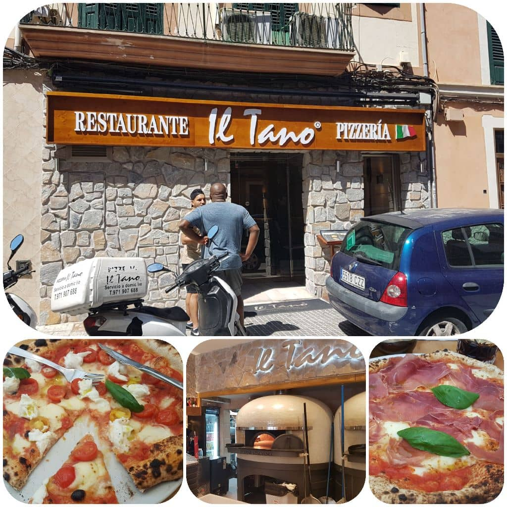 pizzeria il tano collage