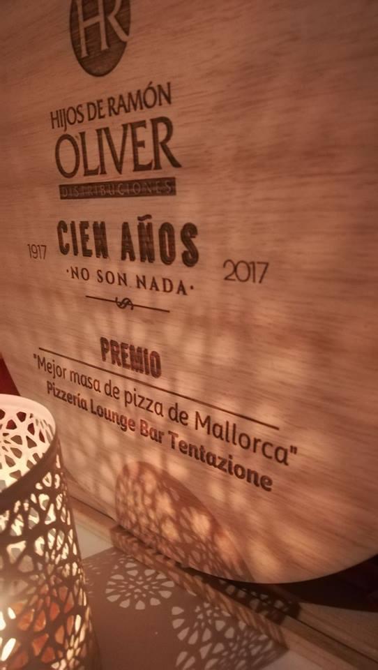 pizzeria tentazione premio