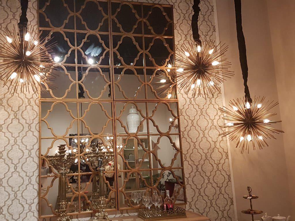 espejos y lamparas artelore